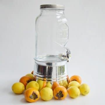 Getränke Glas